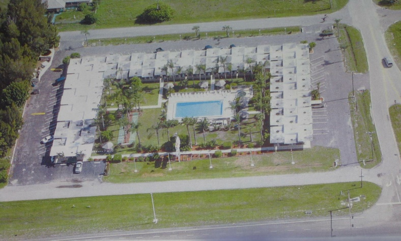 Warm Mineral Springs Motel Florida History