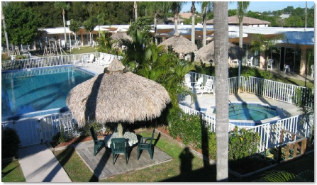 Warm Mineral Springs Motel Florida